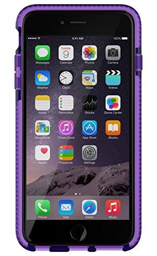 Tech21 Evo Mesh for iPhone 6/6S Plus - Purple/Black