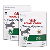 Royal Canin Veterinary Diet Satiety Canine Dog Treats 17.6 oz (2 bags)