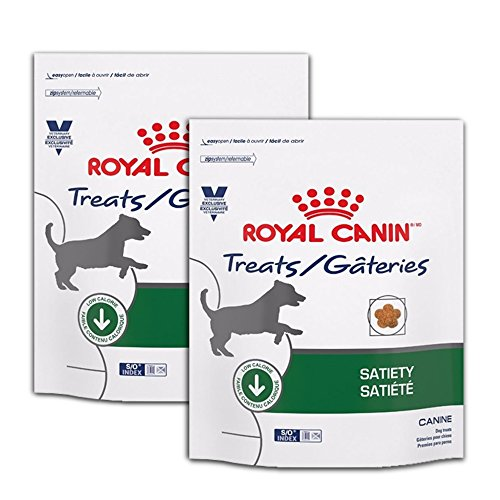 Cheap Royal Canin Veterinary Diet Satiety Canine Dog Treats 17.6 oz (2 bags)