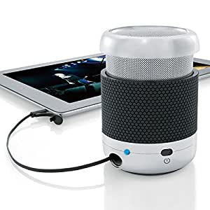 Mobile Mini Speaker with Rubber Tech-Grip Casing