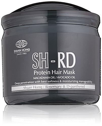 Sh Rd Protein Hair Mask Cream Macadamia Oil Avocado Oil Argan Oil 13 53 Oz  400Ml E
