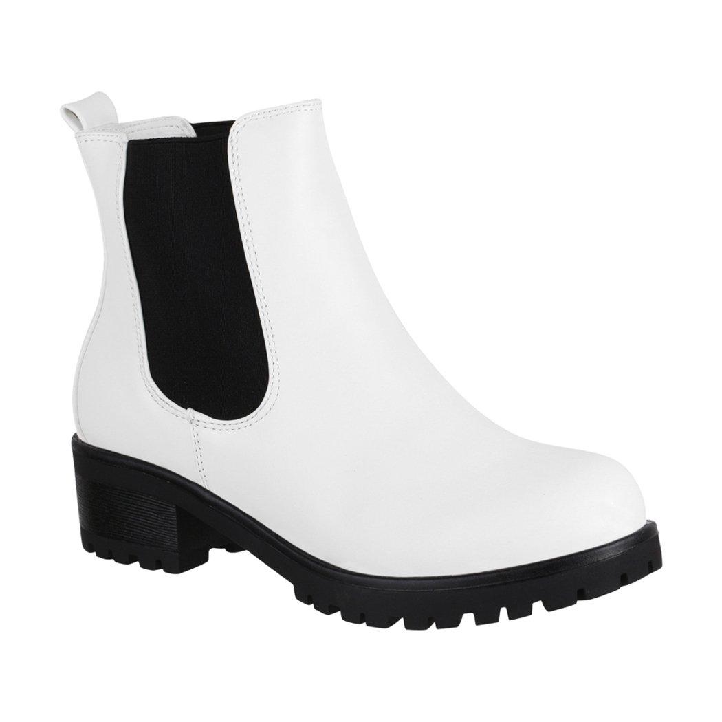 Elara Boots Chelsea Femme