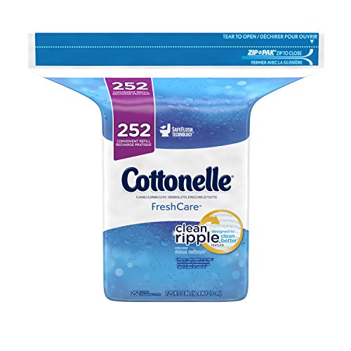 Cottonelle Fresh Care 252 Cloth