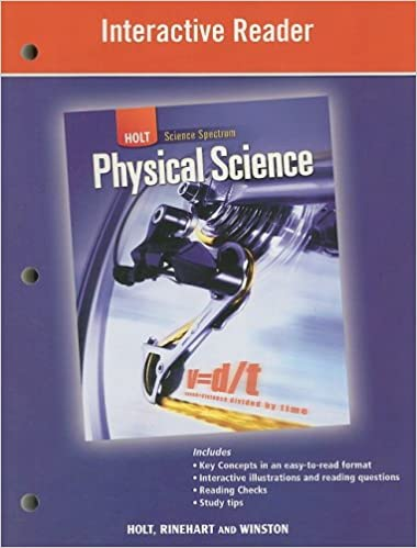 holt science spectrum study guide