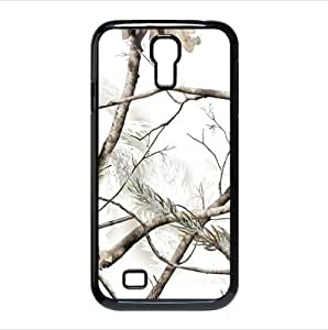 Camouflage White Camo Tree Samsung Galaxy S4 I9500 Cases Covers