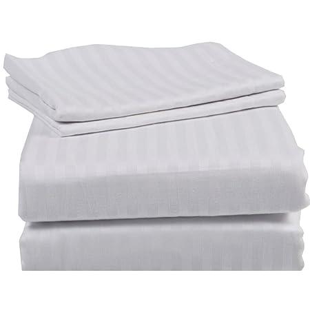 1500 TC 6 pc juego de sábanas hoja 100% algodón egipcio diseño de ...