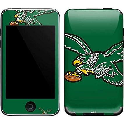 Amazon.com: NFL Philadelphia Eagles iPod Touch (2nd & 3rd Gen) Skin ...