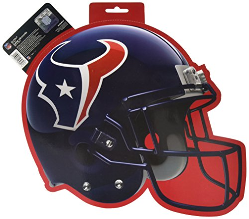 amscan Houston Texans Collection Bulk Cutout, Party Decoration, 36 Ct.