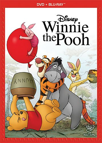 DVD : Winnie the Pooh Movie (With Blu-Ray, AC-3, Dubbed, , O-Card Packaging)