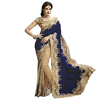 Indian Ethnic Bollywood Saree Party Wear