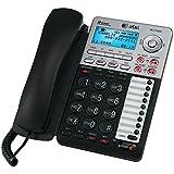 Best Corded With Speakerphones - ATT 17939 2-Line Corded Speakerphone with Caller ID Review