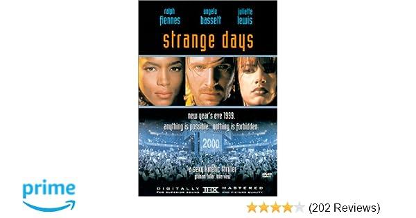 Amazon com: Strange Days: Ralph Fiennes, Angela Bassett, Juliette