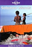 Front cover for the book Lonely Planet Solomon Islands by David Harcombe
