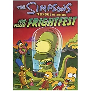 Fun-Filled Frightfest: Fun-Filled Frightfest Fun-filled Frightfest (The Simpsons Treehouse of Horror)