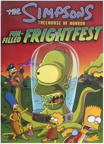 Free Bart Simpson's Treehouse of Horror Fun-Filled Frightfest<br />[P.D.F]