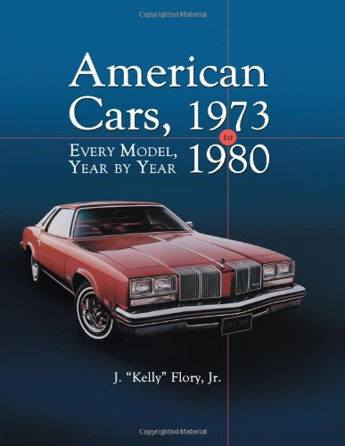 1974 1975 1976 1977 Car - American Cars, 1973-1980: Every Model, Year by Year