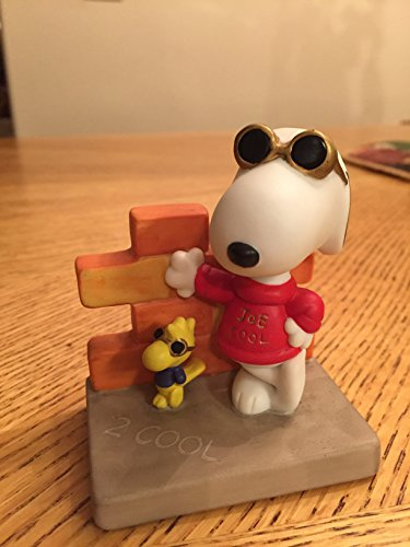 Hallmark Peanuts Gallery - Joe Cool and Friend
