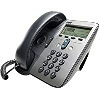 Cisco Unified IP VoIP Phone 7911G (Certified Refurbished)