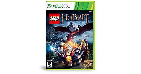Amazon com: LEGO The Hobbit - Xbox 360: Whv Games: Video Games