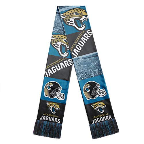 Forever Collectibles NFL Jacksonville Jaguars Printed Bar2018, Team Colors, One Size
