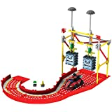 K'NEX Nintendo Mario Kart Wii  Mario versus The Thwomps Building Set, 139 pieces