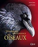 L'étonnante intelligence des oiseaux: Préface de Frans de Waal