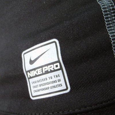 T Top Black Shirt Nike 259429 LS Men's wZ0ZqCB