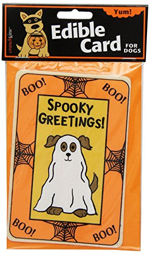 Crunchkins Crunch Edible Card, Spooky Greetings]()