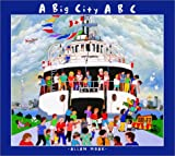 A Big City ABC by Allan Moak front cover