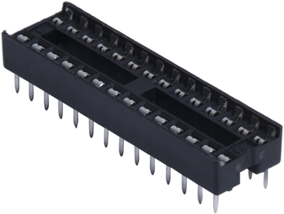 RETYLY 10 Stuck 28 Pin DIP IC Sockel Adapter Lotausfuhrung