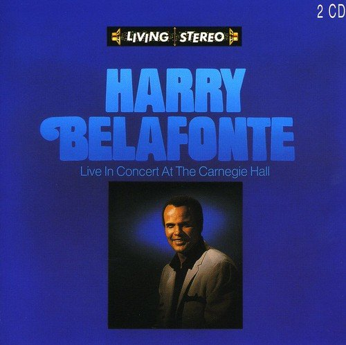Live In Concert At The Carnegie Hall by CD