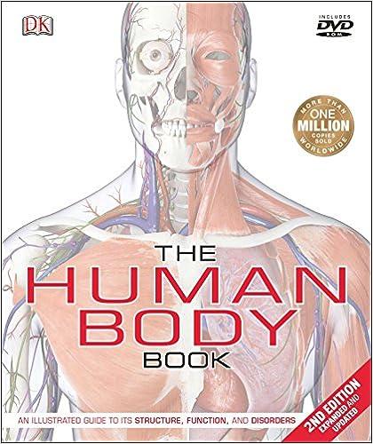 The Human Body Book Second Edition 9781465402134 Medicine