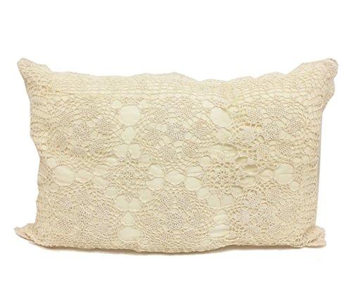 Crocheted Sham - 2