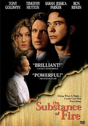 The Substance of Fire [USA] [DVD]: Amazon.es: Tony Goldwyn ...