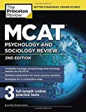MCAT Psychology and Sociology Review (Graduate School Test Preparation)