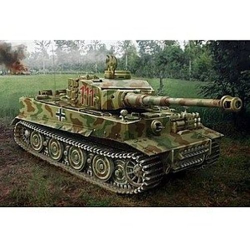 Italeri 6487 1:35 SdKfz 181 PzKpfw VI Tiger I Hybrid Tank