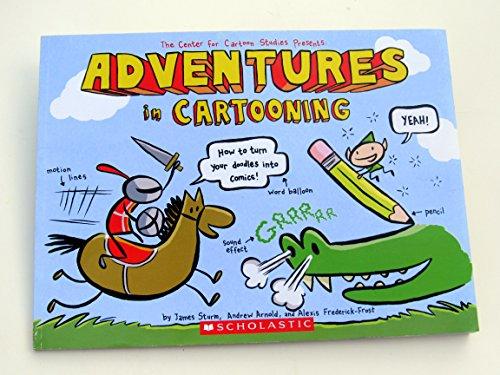 Adventures in Cartooning, First Scholastic Printing