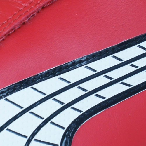 Puma V3.10 Tt Da Uomo In Pelle Astro Turf Calcio Sneakers Rosso