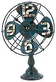 running 14A504-2 Reloj Vintage de Mesa, Ventilador