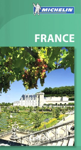 Download E Book For IPad Michelin Green Guide France By