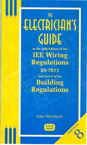 the electrician s guide to the 16th edition of the iee wiring rh amazon com