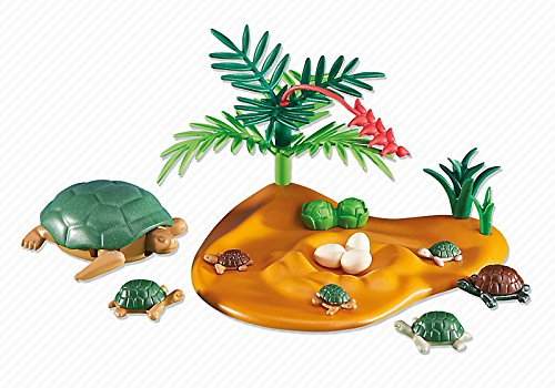 (PLAYMOBIL® Add-On Series - Turtle with Babies)