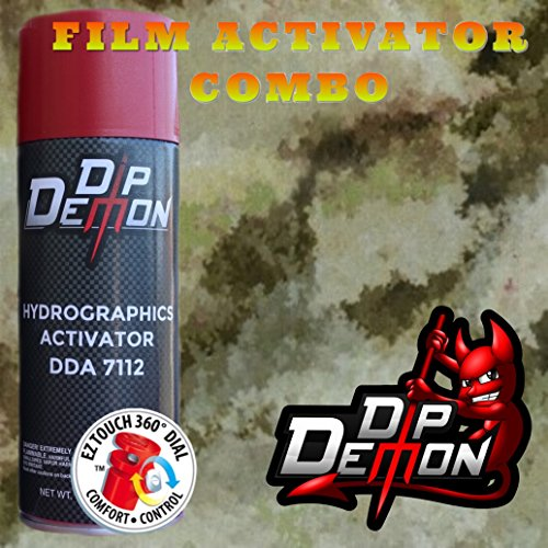 combo-kit-tactical-camo-brown-hydrographic-water-transfer-film-activator-combo-kit-hydro-dipping-dip