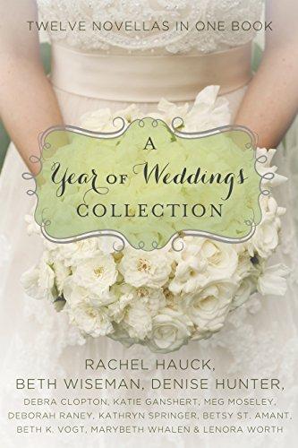 A Year of Weddings: Twelve Love Stories (A Year of Weddings Novella)