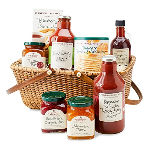 Stonewall Kitchen Brunch Gift Basket (8 piece Gift ()
