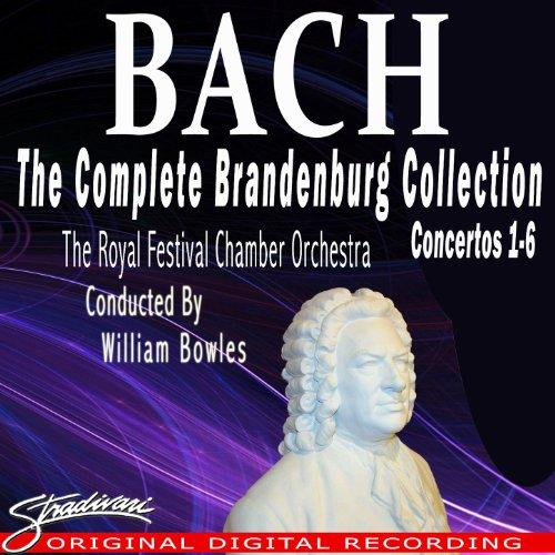 Bach: The Complete Brandenburg Collection, Concertos Nos. 1-6