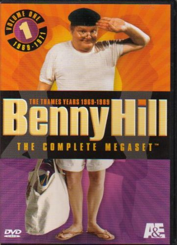 Benny Hill Complete and Unadulterated - The Naughty Early Years, Set One 1 (1969-1971) by