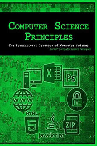 Computer Science Principles: The Foundational Concepts of Co