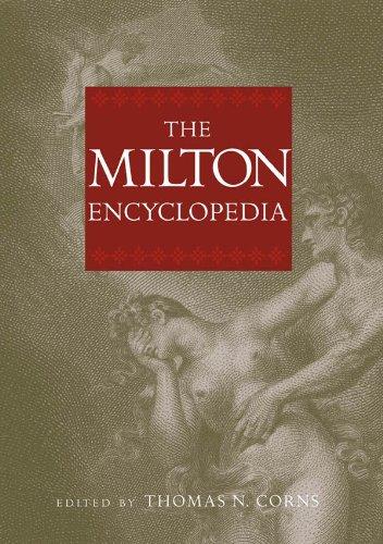 The Milton Encyclopedia Pdf