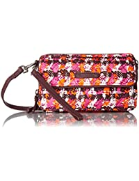 RFID All in One Crossbody, Signature Cotton